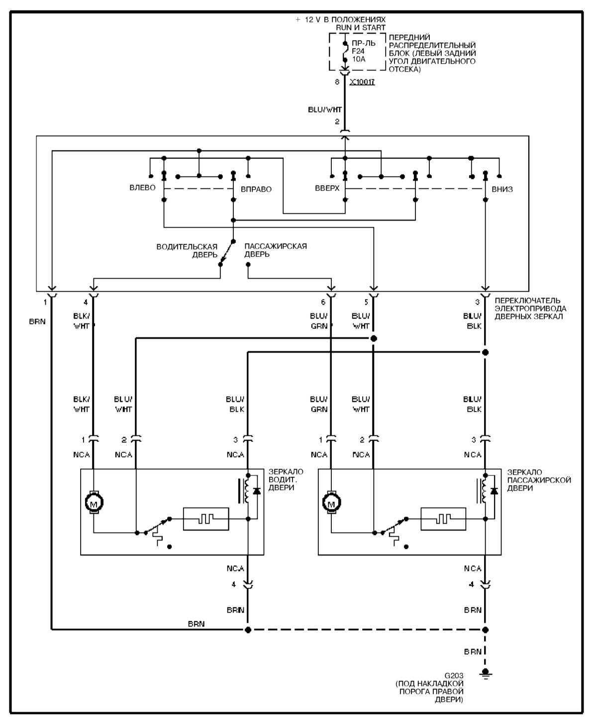 инструкция по дверным замкам в мазда 626 универсал 1999 г в