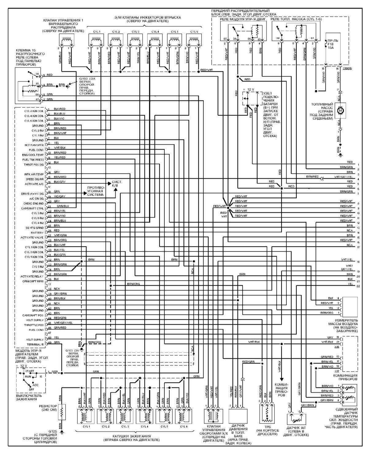 Схемы для автомобилей Bmw Главная Статьи АВТОЭЛЕКТРИК