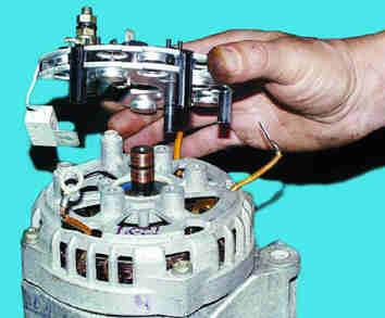 Ремонт своими руками генератора ваз 2112
