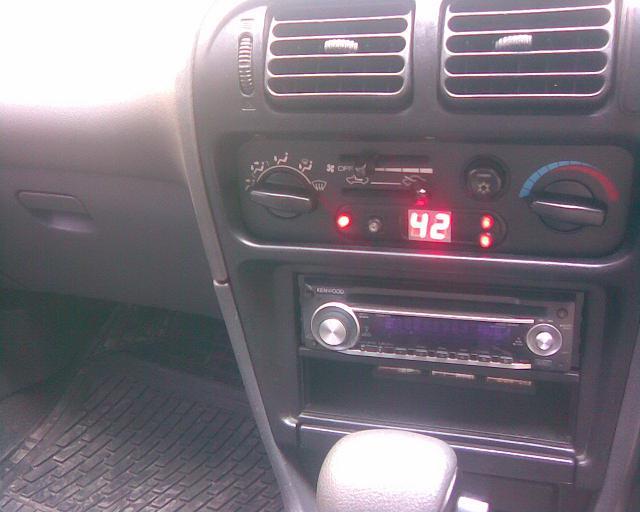 Климат контроль в автомобиль своими руками