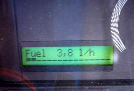 Расходомер топлива для автомобиля своими руками
