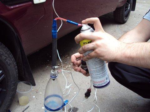 Энергетическая чистка автомобиля своими руками