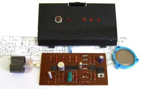 схема зарядное устройство катунь