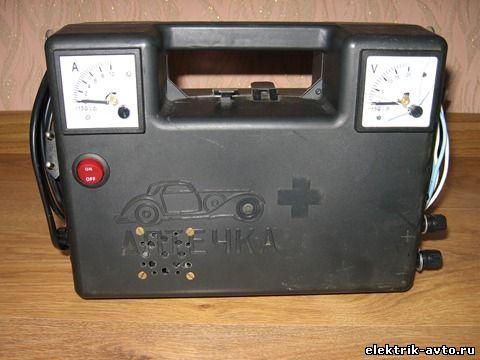 Зарядное устройство для 12 вольт своими руками