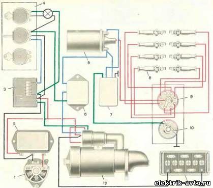 Контактно-транзисторная