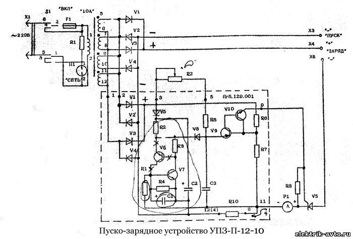 инструкция пуско зарядного устройства телвин лидер 400